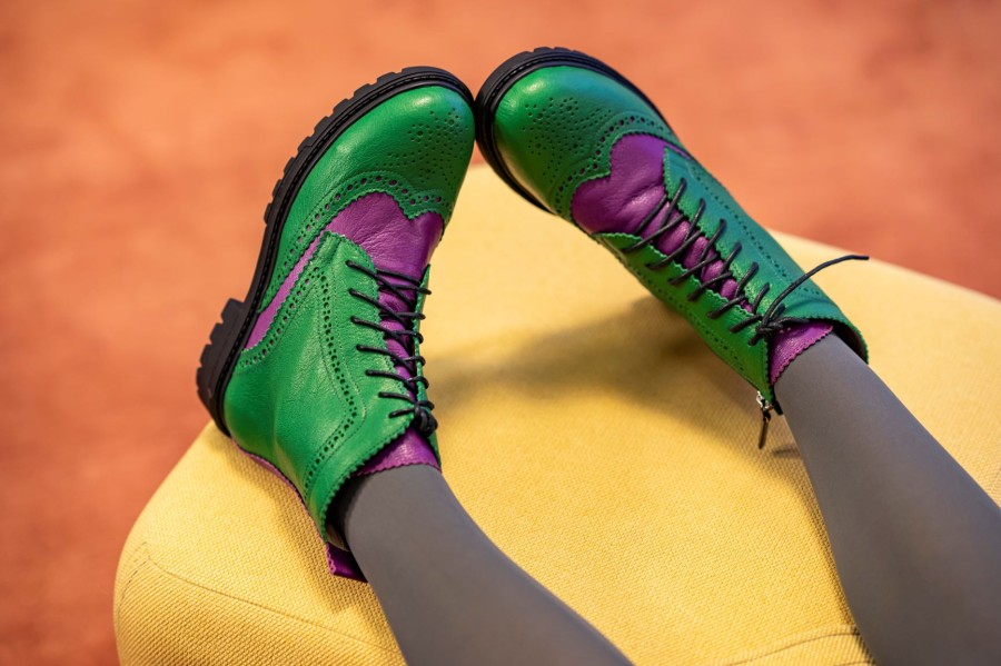 """Aulinukai """"Violetiniai žali"""""""