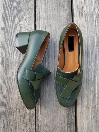 """Elegantiški bateliai """"Samaninė klasika"""""""