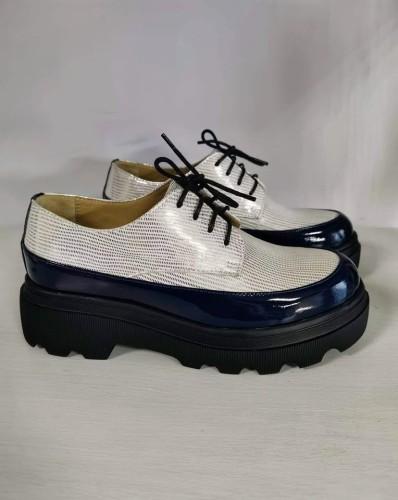 """Storapadžiai bateliai """"Mėlyna banga"""""""